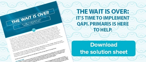 It' Time to Implement QAPI. We can help.