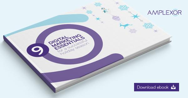 Digital Holiday Marketing Ebook