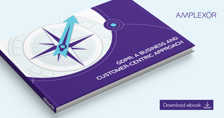 GDPR ebook: A business and customer-centric approach
