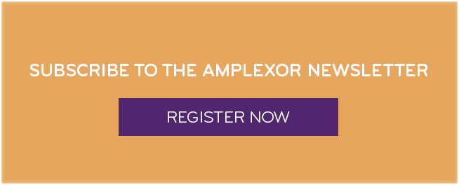Subscribe to the AMPLEXOR newsletter