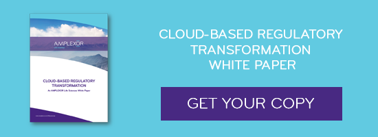 Download Cloud-based Regulatory Transformation White Paper