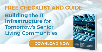 IT Checklist and Guide for tomorrow's senior living communities