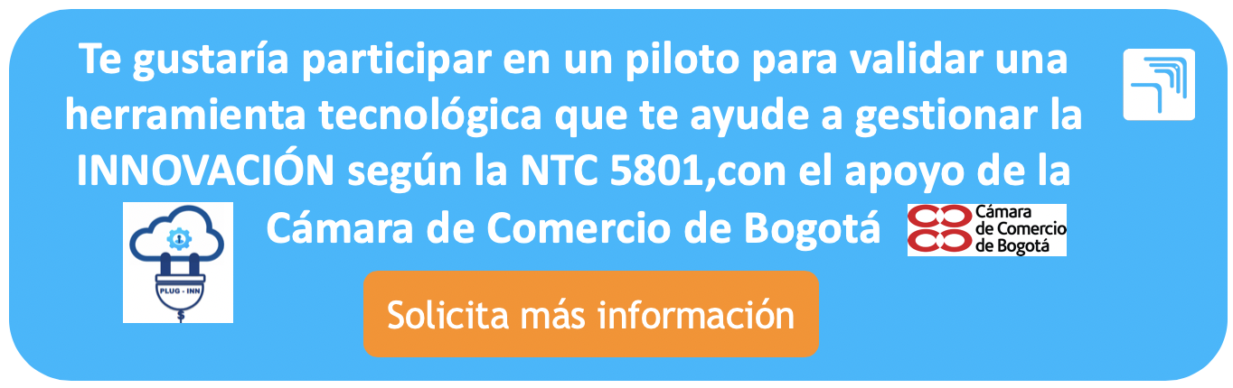 Piloto Innovación CCB