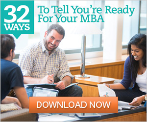 32 Ways To Tell You're Ready For Your MBA