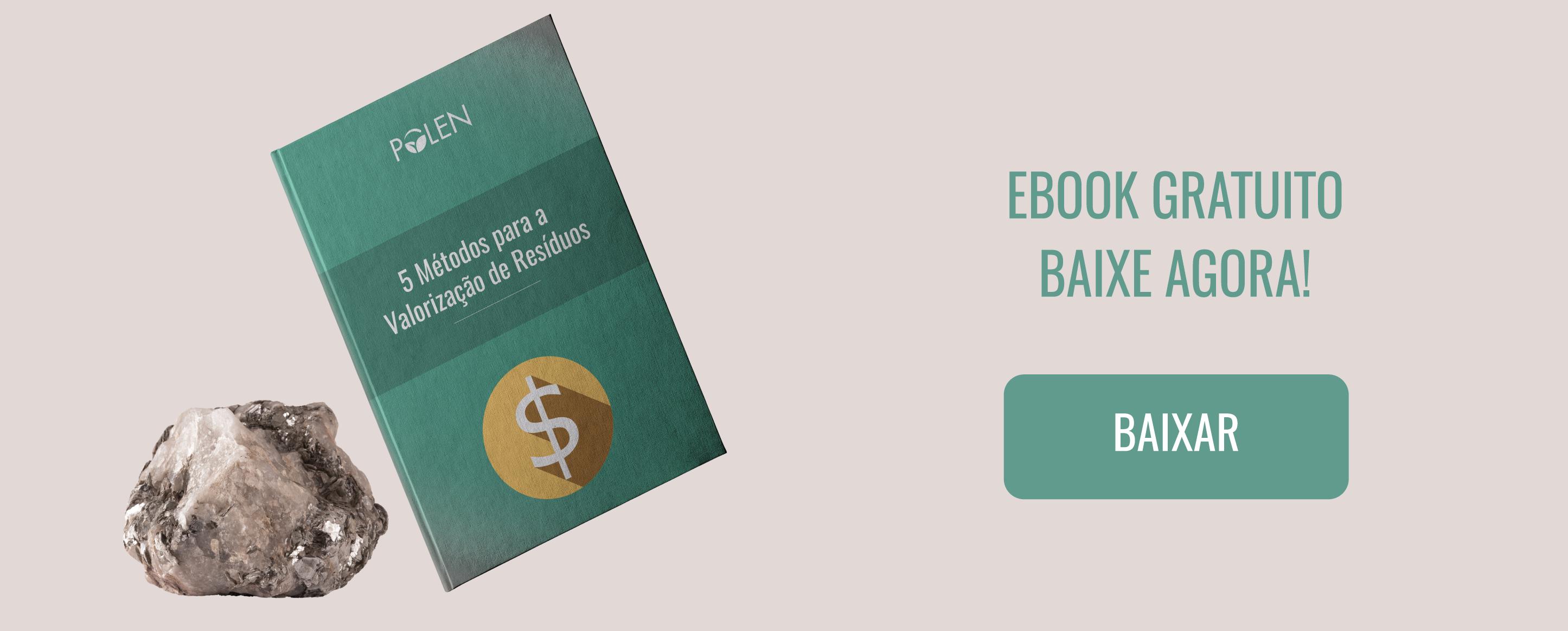 """Baixe agora o ebook gratuito """"5 métodos para a Valorização de Resíduos"""""""