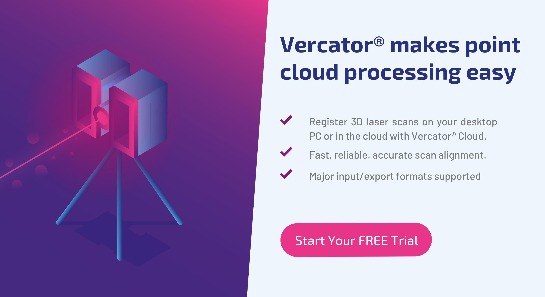 Vercator Free Trial