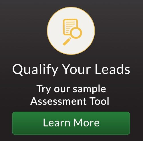 Try out an assessment tool from ROI Selling www.roi-selling.com