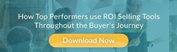 ROI Selling Tools