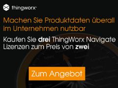 Zum ThingWorx Navigate Sonderangebot