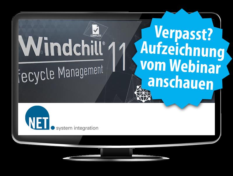 PTC Windchill 11 Webcast