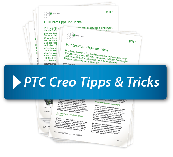 Tipps und Tricks für PTC Creo 2.0 & 3.0 downloaden