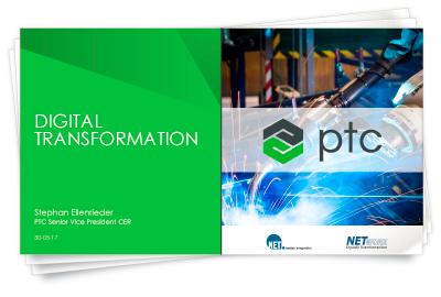 NETWorx 17 Vorträge zum Download - PTC Keynote
