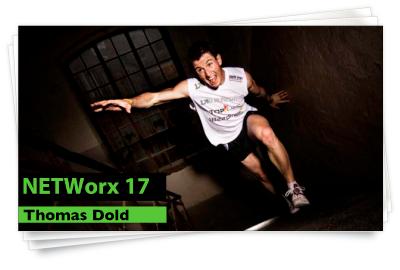 NETWorx 17 Vorträge zum Download - Thomas Dold