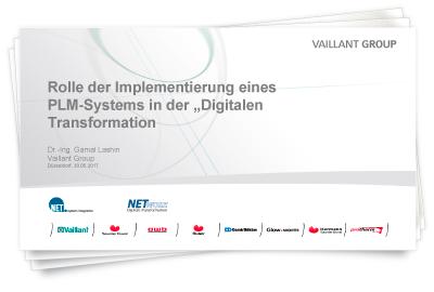 NETWorx 17 Vorträge zum Download - Vaillant Group