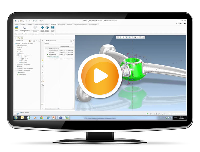 PTC Creo DEX Webcast