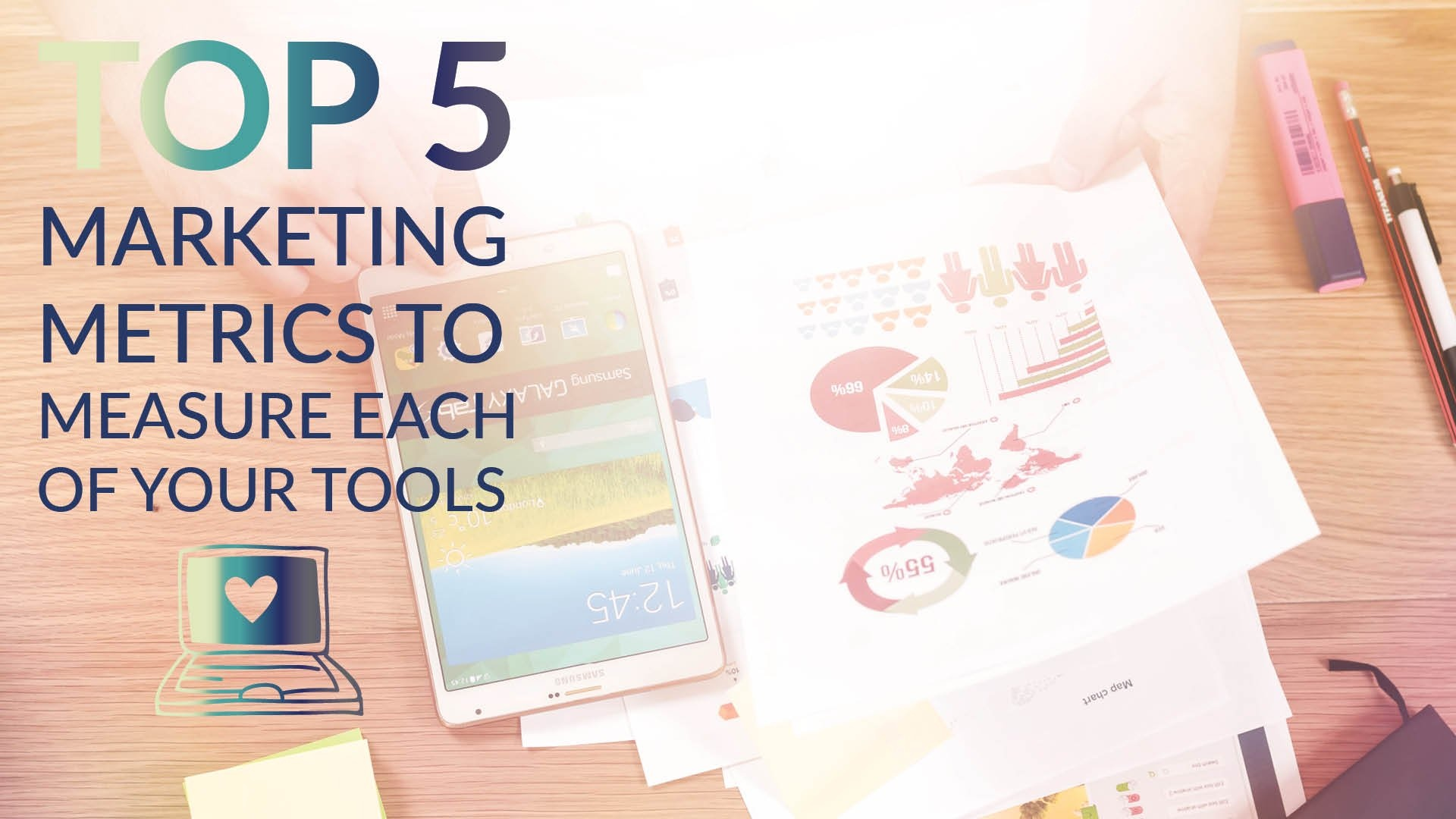 top 5 marketing metrics tool