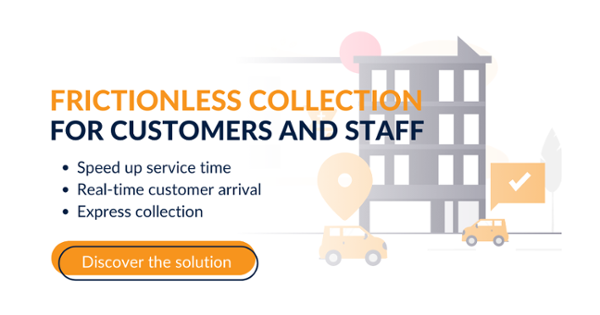 Localz seamless click and collect solution
