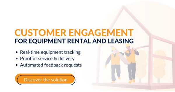 Visit Localz customer engagement solution for equipment rental and leasing