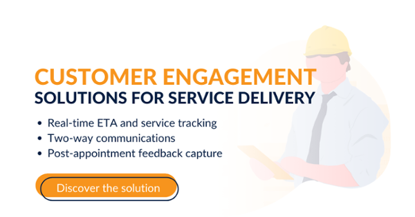 Visit Localz customer engagement solution for service delivery and field service