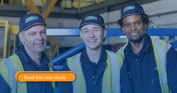 Read HSS Hire equipment rental collection case study