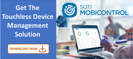 Download the SOTI MobiControl Device Management Brochure