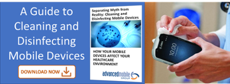 A Guide to Cleaning and Disinfecting Mobile Devices