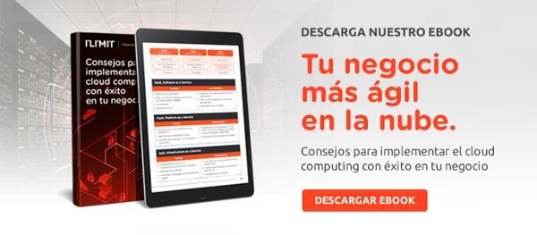 Descarga nuestro ebook sobre cómo hacer tu negocio más ágil en la nube