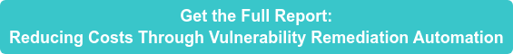 Get the Full Report: Reducing Costs Through Vulnerability Remediation Automation
