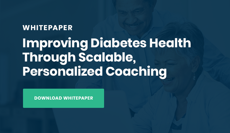 whitepaper: improving diabetes health through scalable personalized coaching