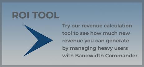 Bandwidth Commander ROI Tool