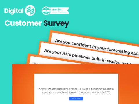 Create stunning customer feedback surveys in hubspot