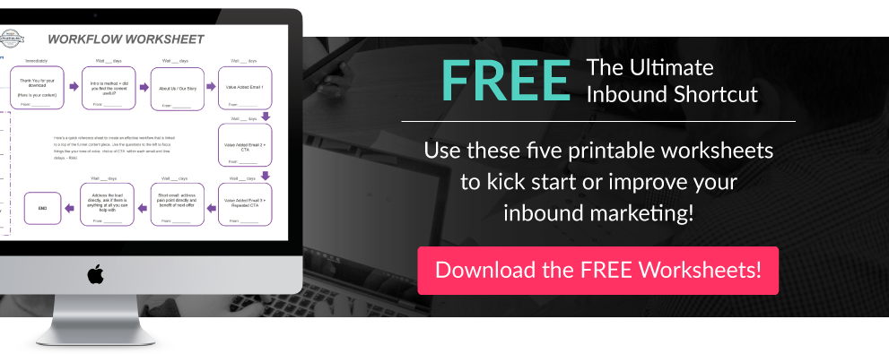 Kick Start 2017: Free Inbound Marketing Starter Pack