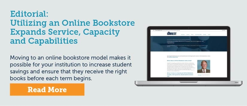 Utilizing an Online Bookstore Expands Service, Capacity and Capabilities
