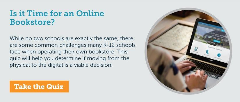 Is it Time for an Online Bookstore? Quiz