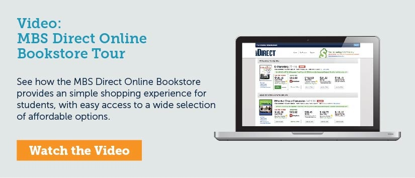 MBS Direct Online Bookstore Tour HE [Video]