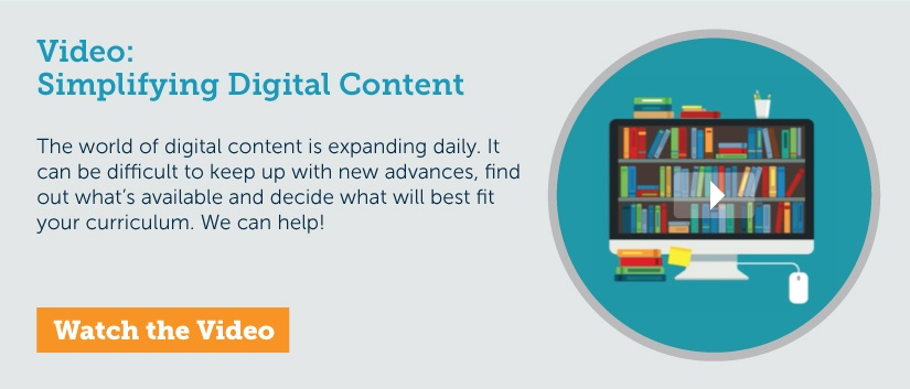 Simplifying Digital Content
