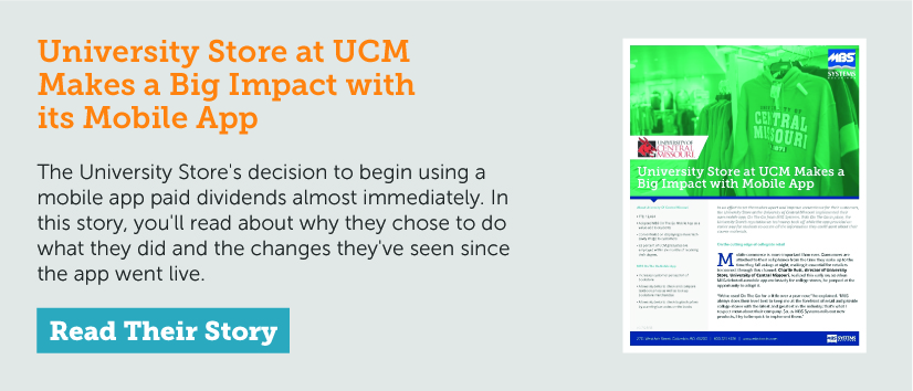 UCM Makes a Big Impact with Its Mobile App