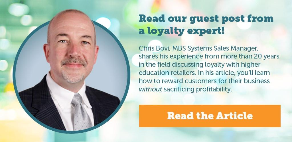 Read our guest post from a loyalty expert!