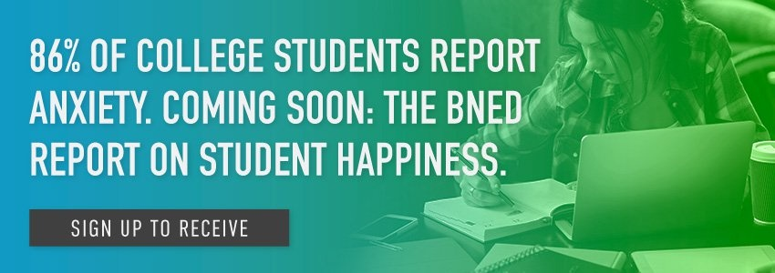 Sign up for the full report on student mental health