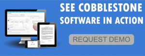 Request a CobbleStone Software Demo!