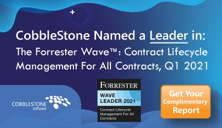 CobbleStone Software Named a Leader in Forrester Wave 2021 Report