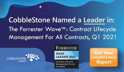 CobbleStone Software Named a Leader in Forrester Wave 2021 Report