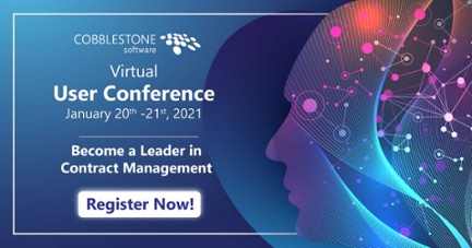 CobbleStone 2021 Virtual User Conference