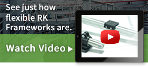See just how flexible RK Frameworks are. Watch Video.