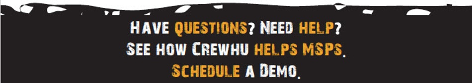 Schedule-demo-MSP-Crewhu