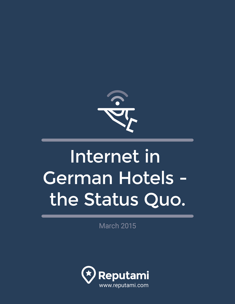 Study: Internet in German Hotels - the Status Quo.