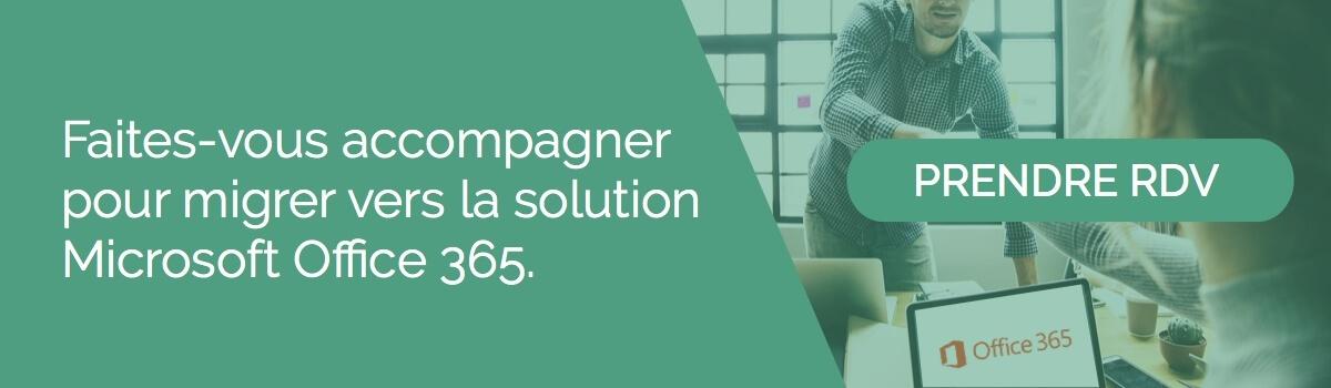 prise de rendez-vous microsoft office 365 - smartview