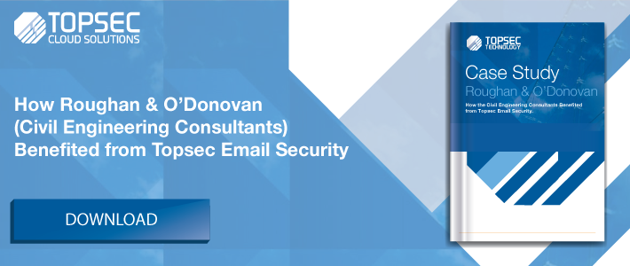 Case study topsec email security