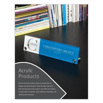 NSP Acrylic Products