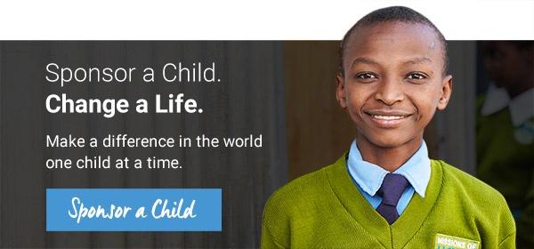 Sponsor a Child - Change a life